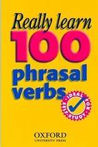 100 phrasal verbs