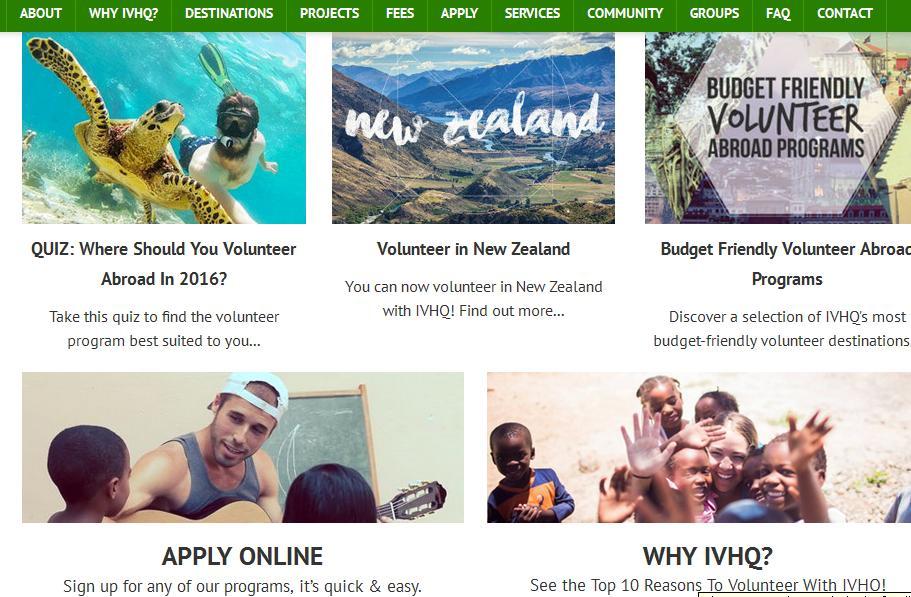 Работа волонтером: 8 полезных сайтов, помогающих ...