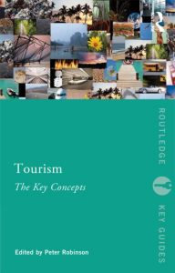 Tourism the key concepts