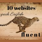 10 websites to speak English fluently