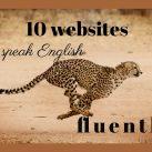 10 websites to speak English fluently