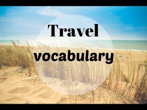 travel-vocabulary