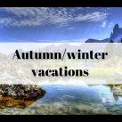 как спланировать отдых осенью и зимой