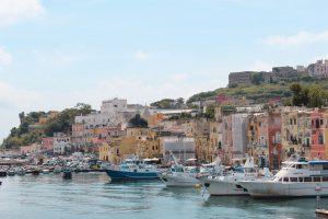 Острова в Италии_Прочида