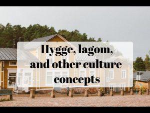 Culture concepts