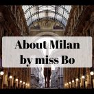 Milan in autumn for 2 days