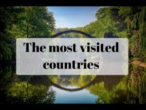 Самые популярные страны 2018