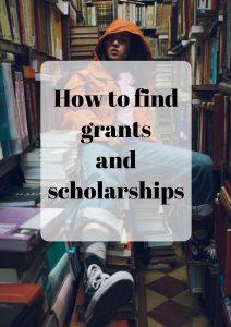 Где искать стипендии и гранты