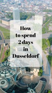 2 days in Dusseldorf