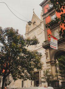 Дуомо в Неаполе