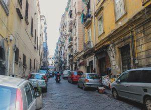 Путешествие по Неаполю