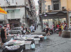Торговля в Неаполе