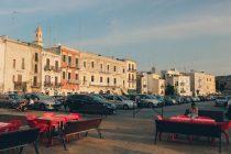 город Бари, Апулия